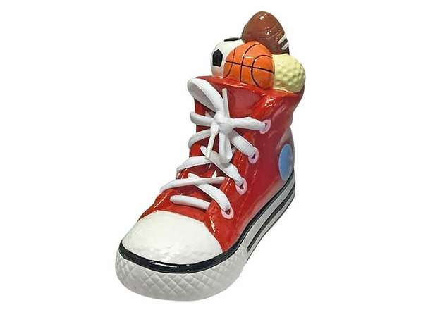bb Klostermann Keramikspardose mit Gummiverschluss 20708 Sneaker