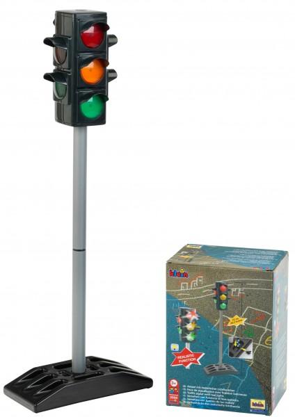 Ampel mit realistischer Lichtfunktion 72cm hoch Automatisch oder Manuell 2990
