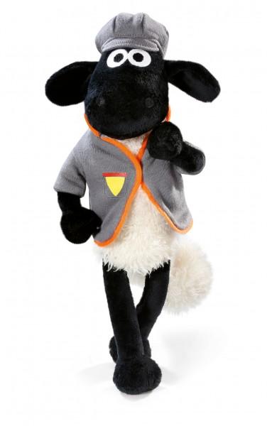 Nici 88668 Shaun das Schaf mit Grey Jacket grauer Jacke und Hut 35cm Plüsch Kuscheltier