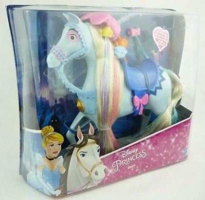 Disney Princess märchenhaftes Pferd Major mit Zubehör Hasbro B5306