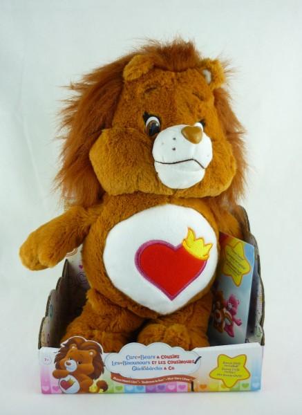 Glücksbärchis Cousins Mut-Herz Löwe Brave Heart Lion mit Bonus-DVD