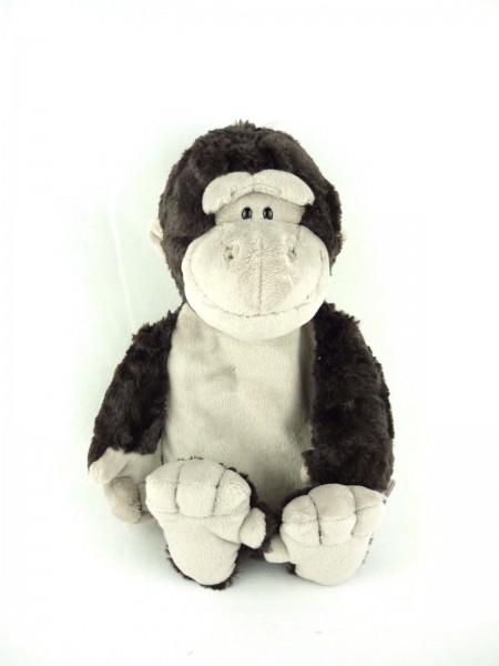 Nici 33312 Wärmflasche Affe Gorilla Milo Wild Friends Plüsch figürlich 350ml