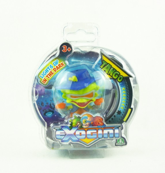 Exogini Sammelfigur Glow in the Dark - Tango