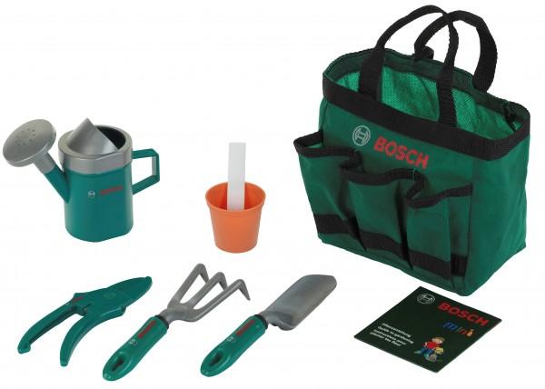 Bosch Mini Gartentasche mit Zubehör und Pflanzanleitung 7-teilig für Kinder 2787