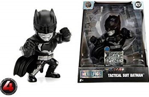 METALFIGS DC Justice League Tactical Suit Batman M257 Sammelfigur Die-Cast ca 10cm