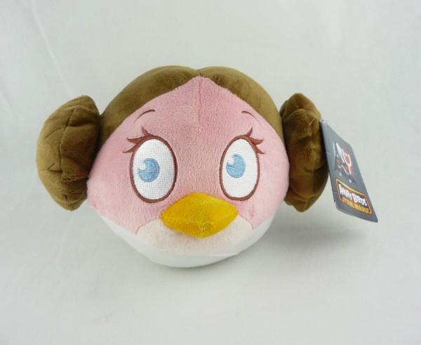 Angry Birds Star Wars 20cm Plüsch Kuscheltier Prinzessin Leia 0+