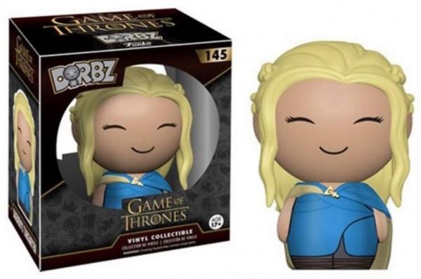 Funko Dorbz 145 Game of Thrones Daenerys Targaryen Vinylfigur Sammelfigur