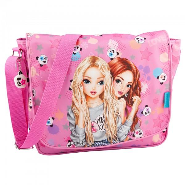 Depesche 10601 TOPModel Umhängetasche Panda Candy & Lexy pink