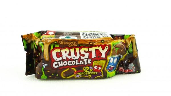The Grossery Gang Crusty Chocolate Bar Blindbag Sammeltüte mit 2 Grosseries