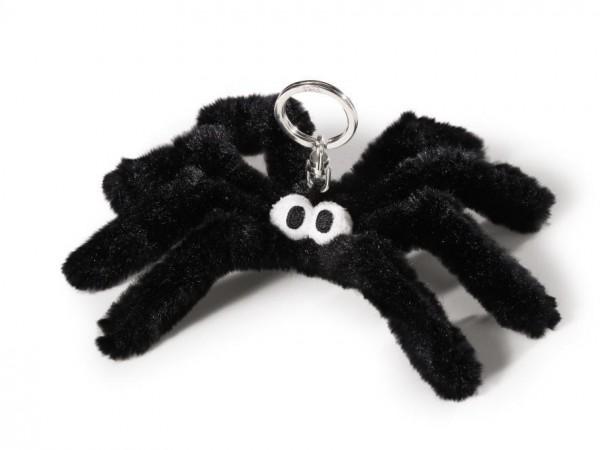 Nici 35960 Schlüsselanhänger Spinne Spider Plüsch 10cm