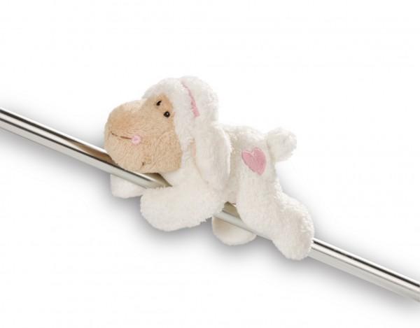 Nici 36325 MagNICI Schaf Jolly Frances mit aufgesticktem Herz ca 12cm Plüsch