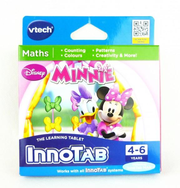 VTech InnoTab Lernspiel Minnie Mouse 4-6 Jahre englisch