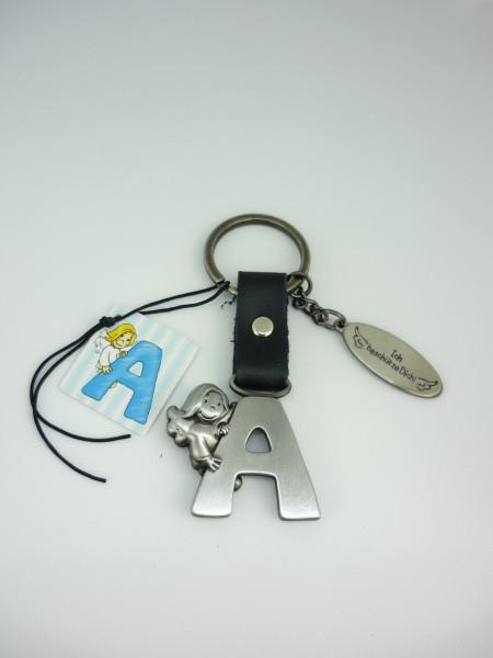 Schutzengel-Anhänger Schlüsselanhänger Depesche 7597 Buchstaben Alphabet