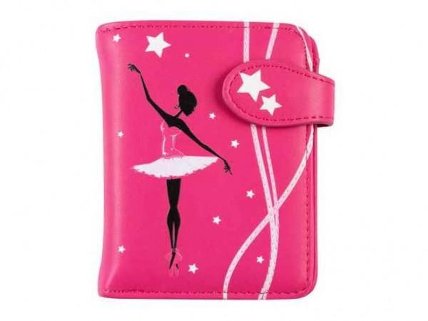 bb Klostermann Geldbeutel Geldbörse 51185 Ballerina fuchsia Tänzerin