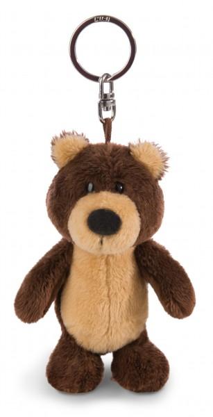Nici 44050 Schlüsselanhänger Grizzlybär Criz Lee ca 10cm Plüsch Forest Friends