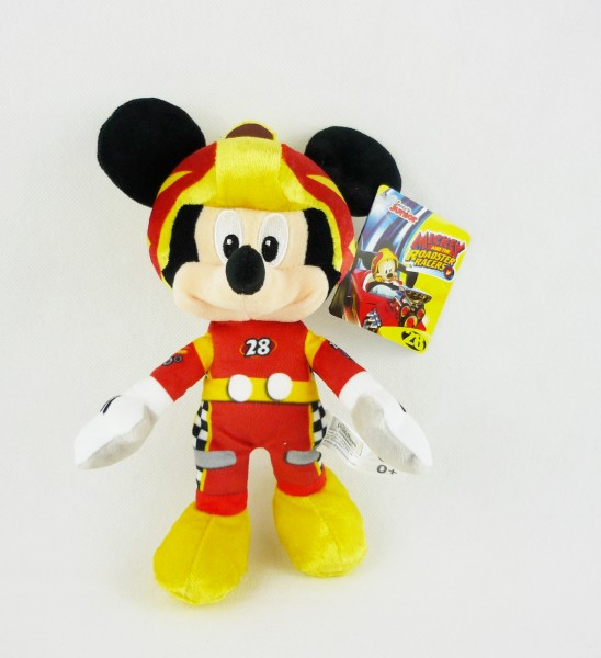 Disney Junior Mickey and the Roadster Racers ca 20cm - Mickey Maus