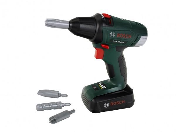 Bosch Akkuschrauber Kinderspielzeug mit Zubehör Batteriebetrieben 8567