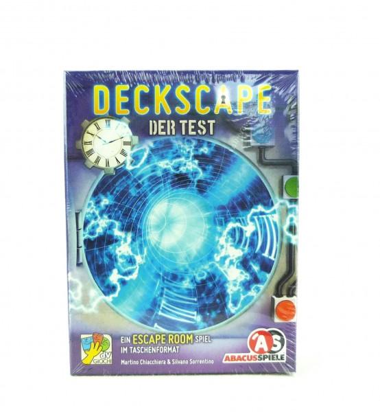 Deckscape - Escape Room im Taschenformat - Der Test