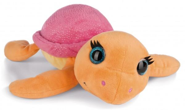 Nici 43395 Sealife orange Schildkröte Sealina ca 35cm Plüsch Kuscheltier