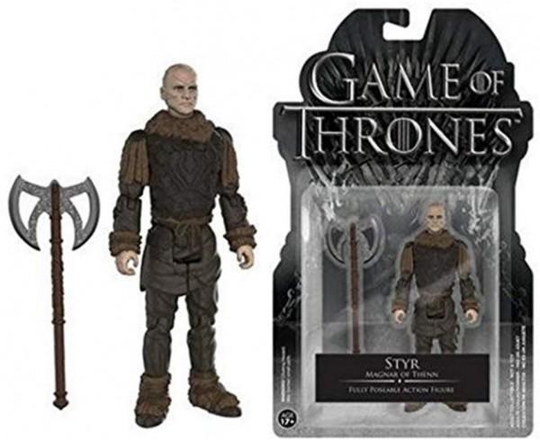 Funko Game of Thrones STYR Magnar of Thenn biegbare Sammelfigur ca 10cm