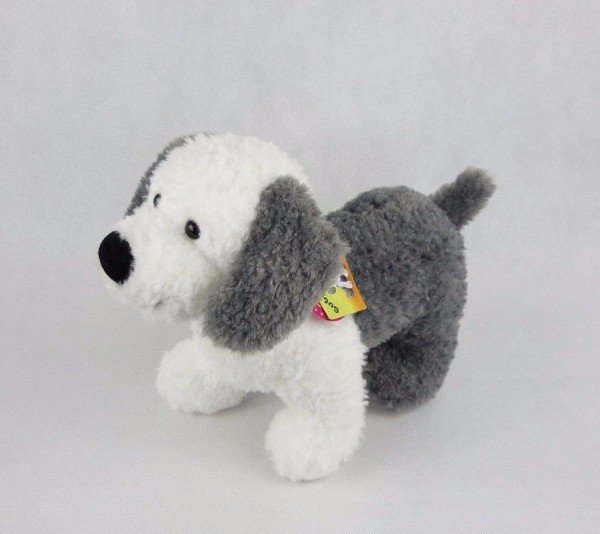 Schaffer 4952 Bobtail Buby Hund Dog 28cm Plüsch Plush Kuscheltier