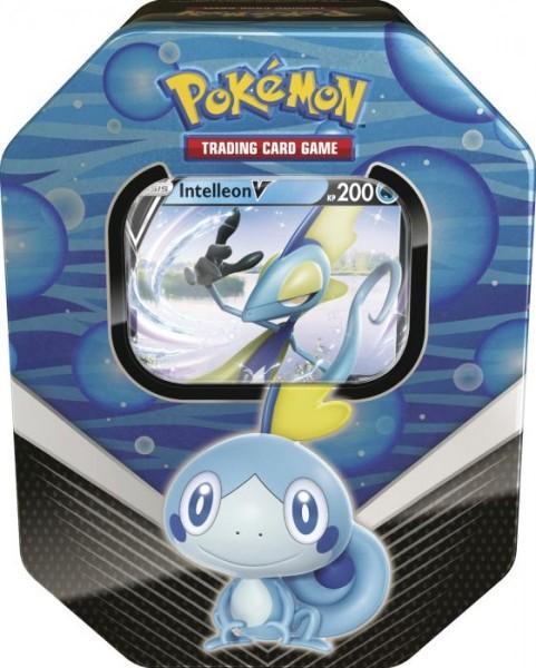 Pokemon Sammelkartenspiel Tin Box Intelleon V aus Galar