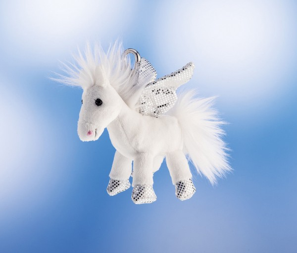 Schaffer 0231 Pegasus Fantasy Schlüsselanhänger Plüsch ca 11cm