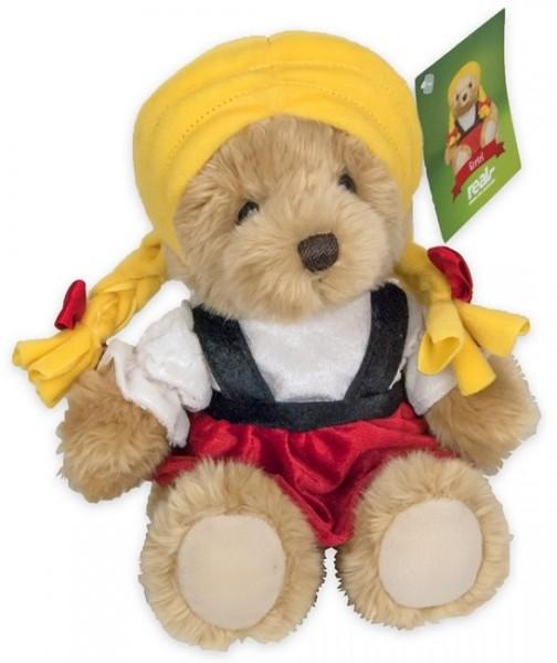 Fairytalebears Märchen-Bär mit Mütze ca 21cm Plüsch - Gretel
