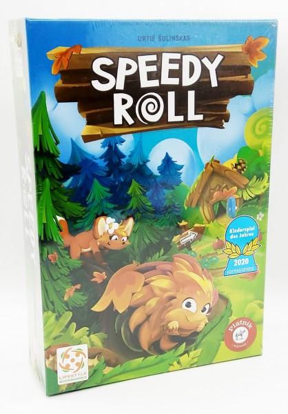 Speedy Roll Kinderspiel des Jahres 2020 Igel-Roll-Rennen