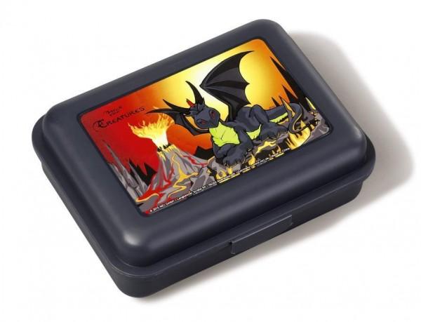 Nici 39823 Brotdose Lunchbox Creatures Drachen Dragons 17,6 x 13 x 6cm