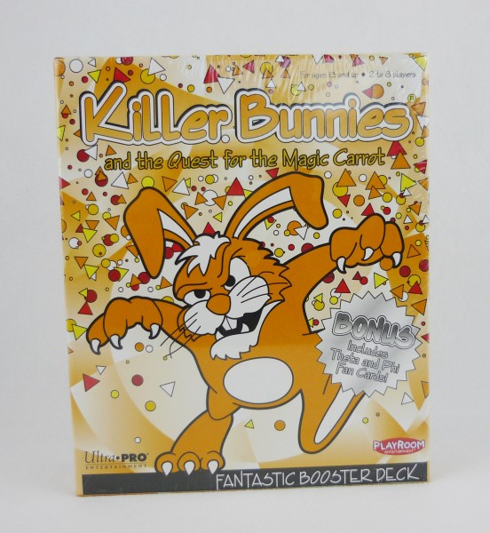 Killer Bunnies - and the Quest for the Magic Carrot Kartenspiel 2-8 Spieler
