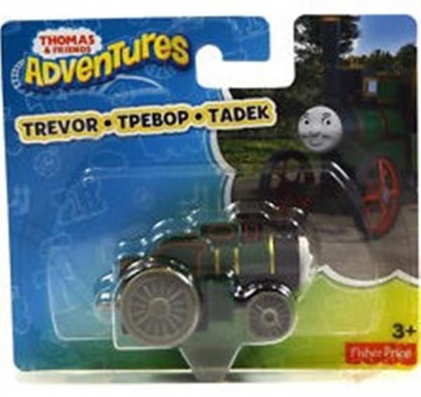 Thomas & Friends Adventures Eisenbahn Metall-Lokomotive Trevor DXR90