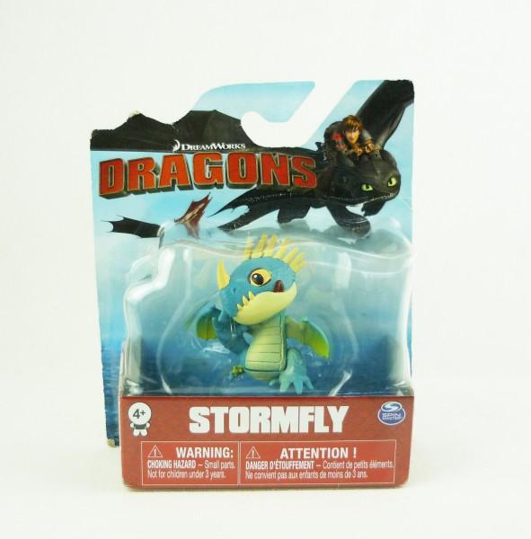 Dreamworks Dragons Drachenzähmen leicht gemacht Minidrache Stormfly ca 6cm
