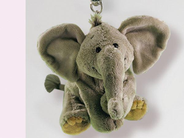 "Schaffer 3132 Anhänger Elefant ""Sugar"" Plüsch Keyholder Pendant Plush ca 10cm"