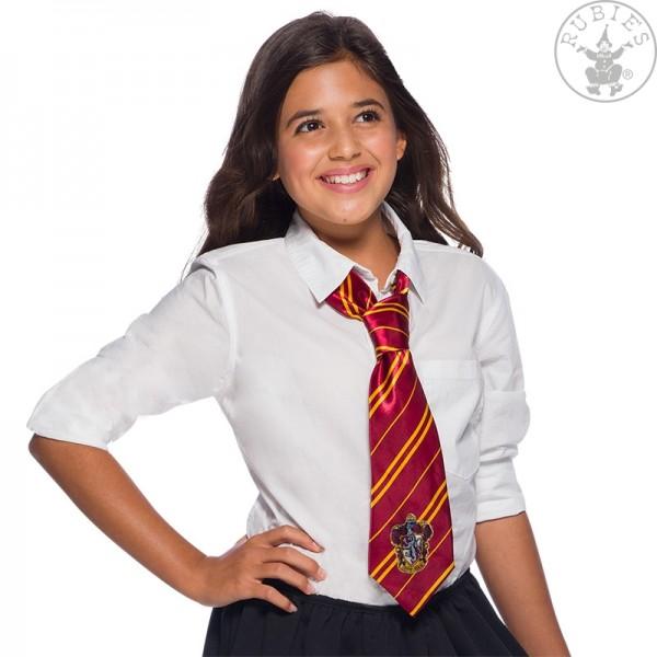 Rubies 339037 Harry Potter Gryffindor Krawatte Tie Einheitsgröße Accessoire