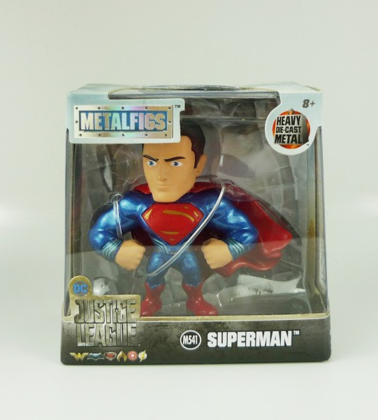METALFIGS DC Justice League ca 6,5cm Figur Superman M541