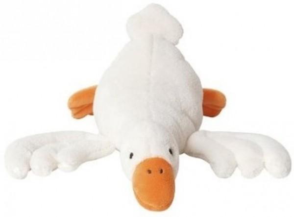 Happy Horse Plüsch Ente Lazy Goose mit Rassel im Bauch ca 28cm