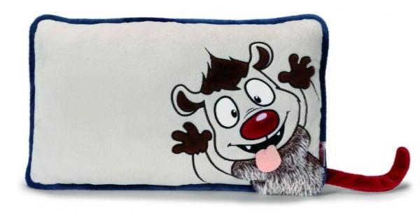 Nici 40530 Kissen Opossum Bakaboo rechteckig 43x25cm Plüsch Wild Friends 31