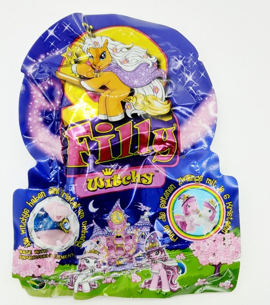 Filly Witchy Blindbag Sammeltüte mit Swarovski Elementen