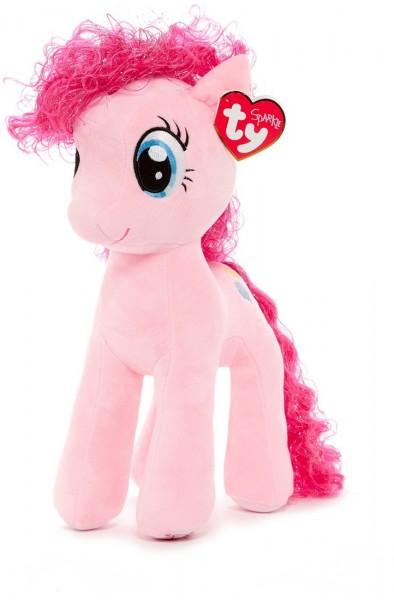 TY Sparkle 90209 My Little Pony Pinkie Pie ca 41cm Plüsch Kuscheltier