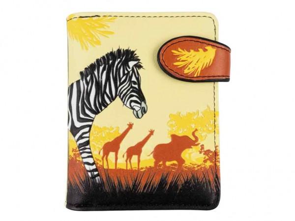 bb Klostermann Geldbeutel Geldbörse Wild & Fun 51194 Zebra