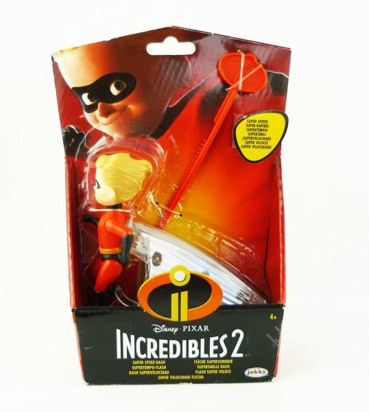 Incredibles 2 - Die Unglaublichen 2 - Supertempo-Flash! Spielfigur 74860