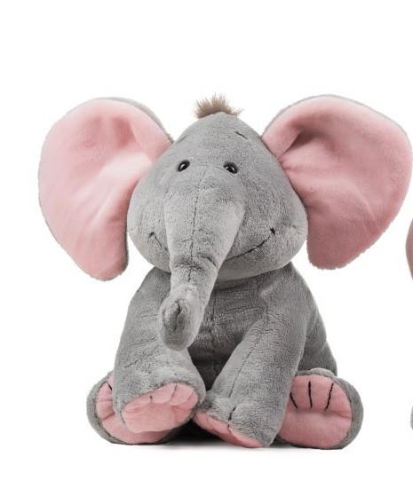 Schaffer 5192 Elefant Baby Sugar Rose ca 19cm Plüsch Kuscheltier