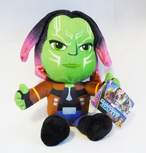 Guardians of the Galaxy Vol. 2 Plüsch Kuscheltier ca 18cm - Gamora