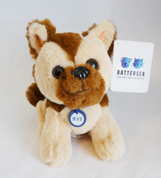 Battersea 12392 Plüschtier Kuscheltier ca 17cm May Deutscher Schäferhund