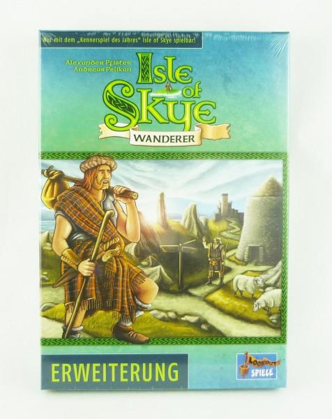 Isle of Skye 1. Erweiterung Wanderer Lookout Spiele