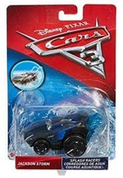 Disney Cars 3 Splash Racers Auto Jackson Storm DVD40