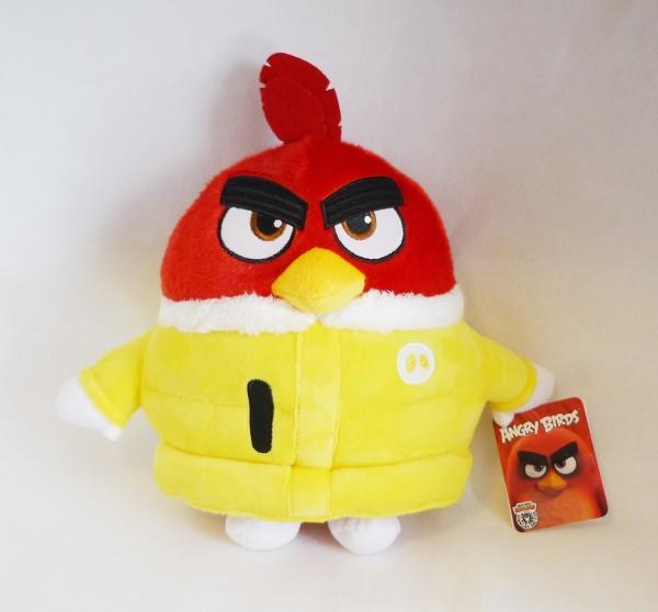 Angry Birds Eagle Island Plüsch Kuscheltier - Red ca 24cm