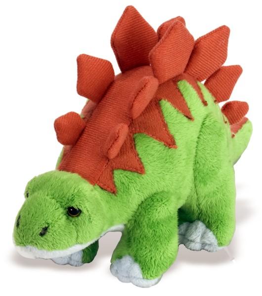 Wild Republic 15501 Dinomites Stegosaurus Dinosaurier ca 25cm Plüsch