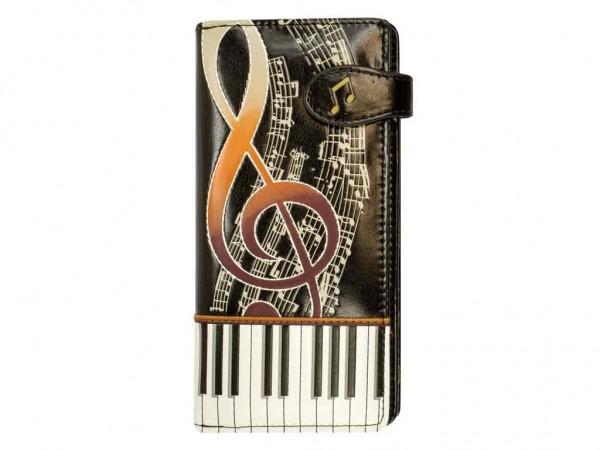 bb Klostermann Langbörse Geldbeutel Geldbörse 50001 New Style Keyboard